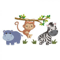 ANIMALES SAFARI 2