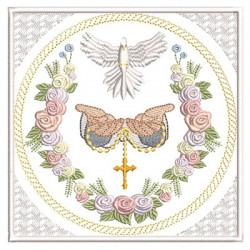 EMBROIDERED ALTAR CLOTHS DIVINE 181