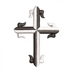DOMINICAN CROSS