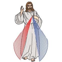 MERCIFUL JESUS 16 CM
