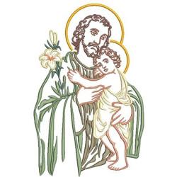 ST JOSEPH 30 CM