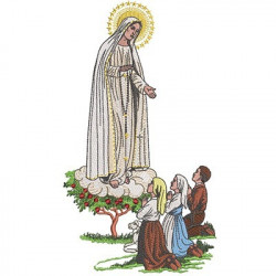 OUR LADY OF FATIMA 26 CM