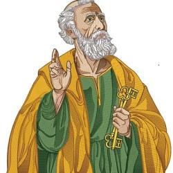 ST PETER 32 CM