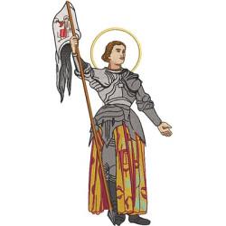 SAINT JOAN OF ARC 36 CM