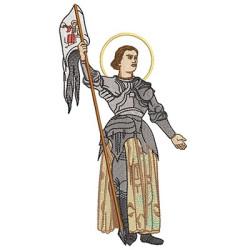 SAINT JOAN OF ARC 18 CM