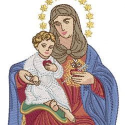 OUR LADY OF THE HOLY SACRAMENT