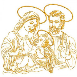 HOLY FAMILY CONTOUR 4