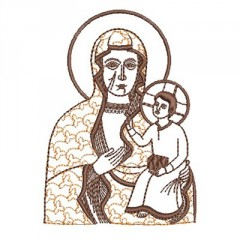 OUR LADY CZESTOCHOWA 2