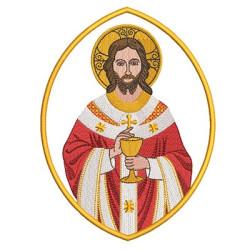 JESUS COM CÁLICE