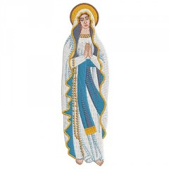 OUR LADY OF LOURDES 18 CM