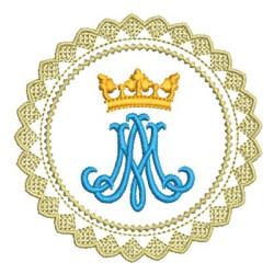 MEDALHA MARIANA 30