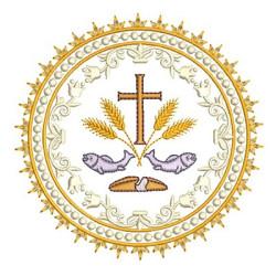MEDALHA EUCARISTIA 4