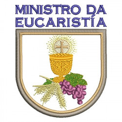 MINISTRY SHIELD OF THE EUCHARIST PT