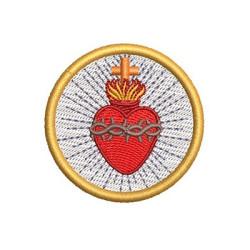 SACRED MEDAL HEART OF JESUS