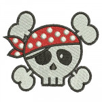 SKULLS AND PIRATES