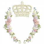 FRAMES WITH CROWNS