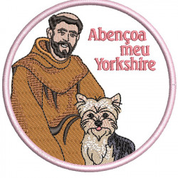ST FRANCIS BLESS MY YORKSHIRE PT