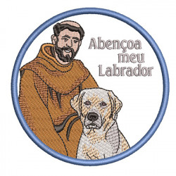 ST FRANCIS BLESS MY LABRADOR PT