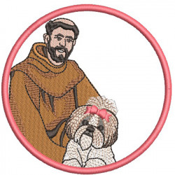 ST FRANCIS BLESS MY SHIH TZU 2