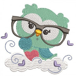 OWL GLASSES 7