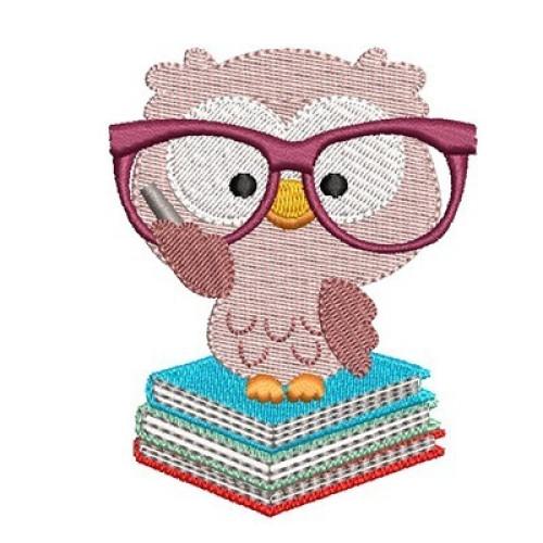 Coruja De Oculos 4