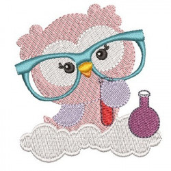 OWL GLASSES 8