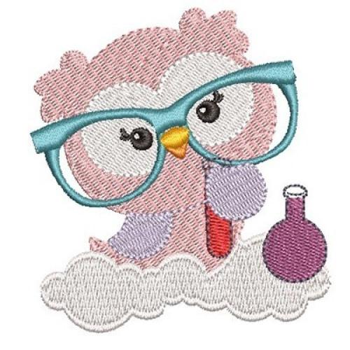 Coruja De Oculos 8