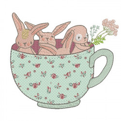 BUNNIES IN THE CUP 2