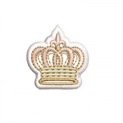 CROWN PATCH 2 CM