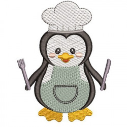 PENGUIN BOY COOK 2