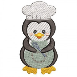 PENGUIN BOY COOK 3