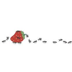 ANTS LOADER STRAWBERRIES