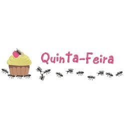 FORMIGAS CARREGADEIRAS QUINTA-FEIRA