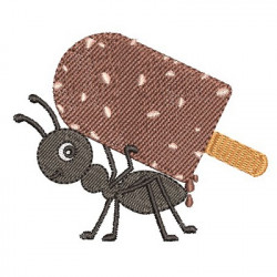 ANT LOADER ICE CREAM