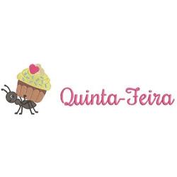 FORMIGA CARREGADEIRA QUINTA-FEIRA