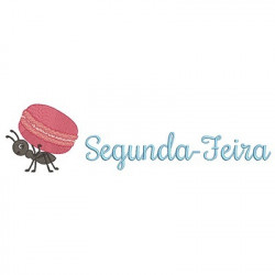 FORMIGA CARREGADEIRA SEGUNDA-FEIRA