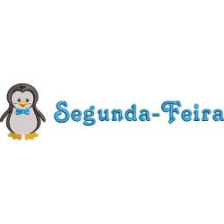 PINGUIM SEGUNDA-FEIRA