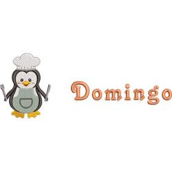 PINGUIM DOMINGO