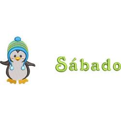 PINGUIM SÁBADO