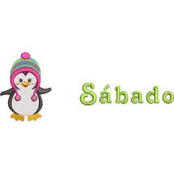 PINGUIM SÁBADO 2