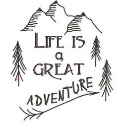 LIFE A GREAT ADVENTURE 2