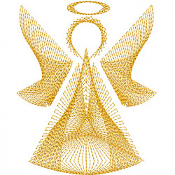 ÁNGEL STRING ART