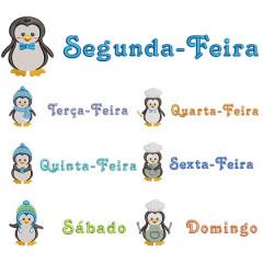 PACOTE SEMANINHA PINGUIM 1