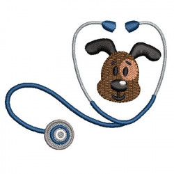 VETERINARY STETHOSCOPE 3