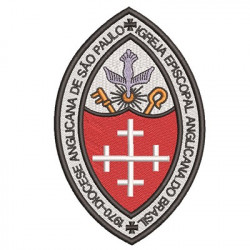 ANGLICAN EPISCOPAL SHIELD BRBR