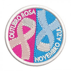 OCTOBER ROSA NOVEMBER BLUE 2 PT