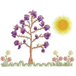PURPLE IPE TREE