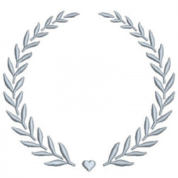 ACACIA FRAME WITH HEART