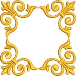 MOLDURA BARROCA 16
