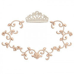 PROVENCE FRAME WITH CROWN 3